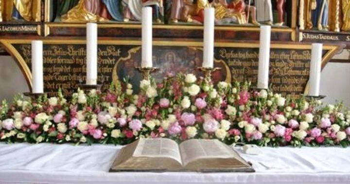 Cosa rappresentano i fiori per la Chiesa?