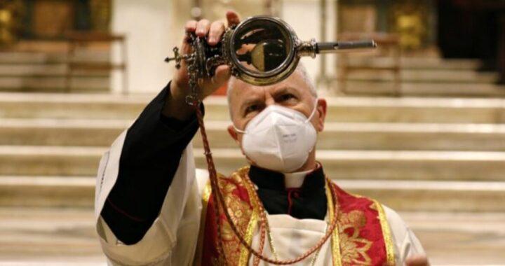 Il mancato liquefarsi del sangue di San Gennaro: svelato il quarto disastro mondiale