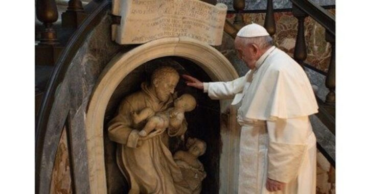 Il mese di marzo è dedicato a San Giuseppe