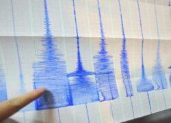 แผ่นดินโลกสั่นสะเทือนในซาเลร์โน