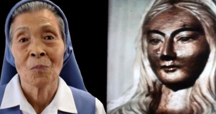 Akita Inu videntem accepit tandem nuntius