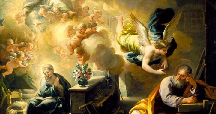 Meditazione di oggi: la grandezza di San Giuseppe