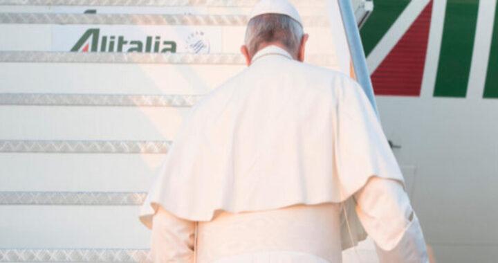 Pope Francis: Iraq, njem!