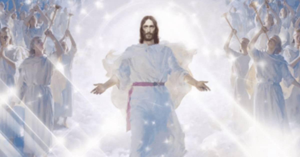 Dio nel paradiso