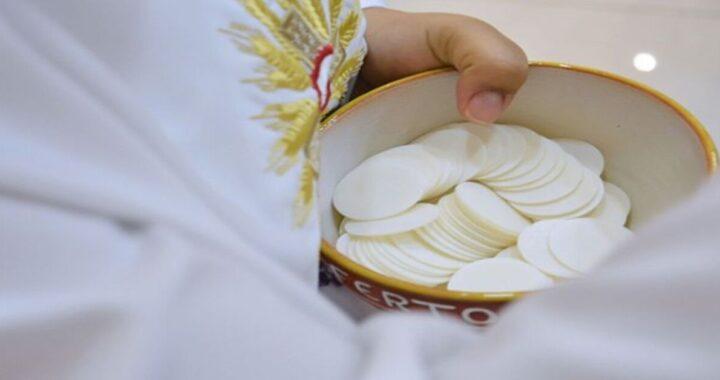 Quali sono i simboli dell'Eucaristia? il loro significato?