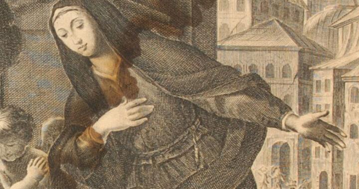 Santo del giorno: Santa Maria Anna di Gesù di Paredes