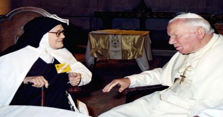 Suor Lucia spiega la devozione al Cuore di Maria
