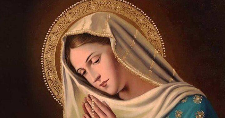 Devozione a Maria: preghiera per la sua intercessione!