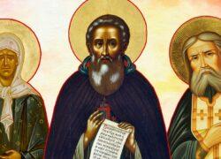 debosyon sa mga santos