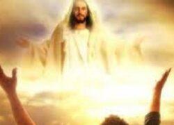 toewyding aan die Goddelike Vader