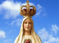 defosiwn i Our Lady of Fatima