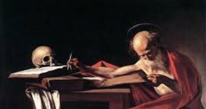 Preghiera a San Girolamo per il dono di meditare!