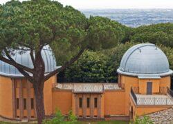 astronomska opservatorija crkve