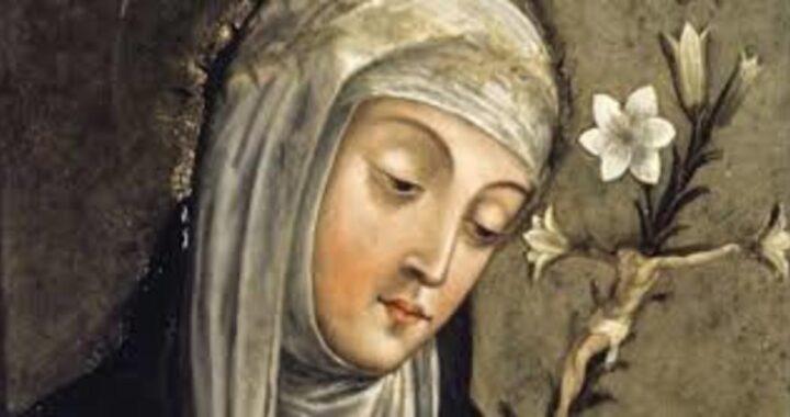 29 aprile Caterina da Siena chi è oggi