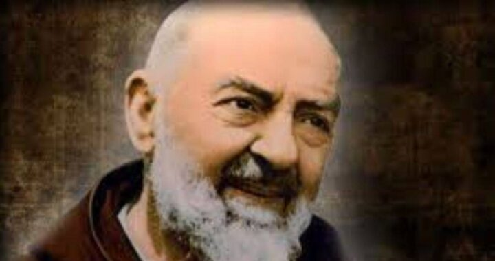 Padre Pio liberationem opus pauperum