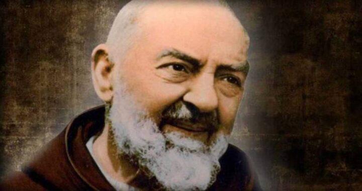 Preghiera dettata da Gesu' stesso diffusa da Padre Pio