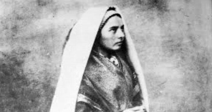 Sancte Bernadette, April XVI: nesciebat quid de tali sancto et vidit Vivaldi