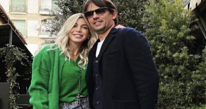 Simone Inzaghi: paura, tutta la sua famiglia è positiva