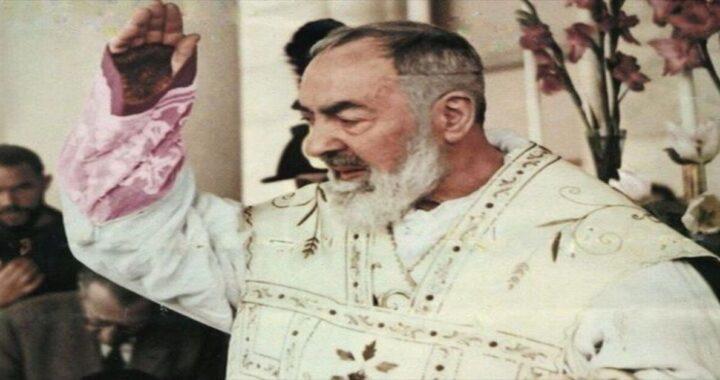 Una testimonianza Padre Pio