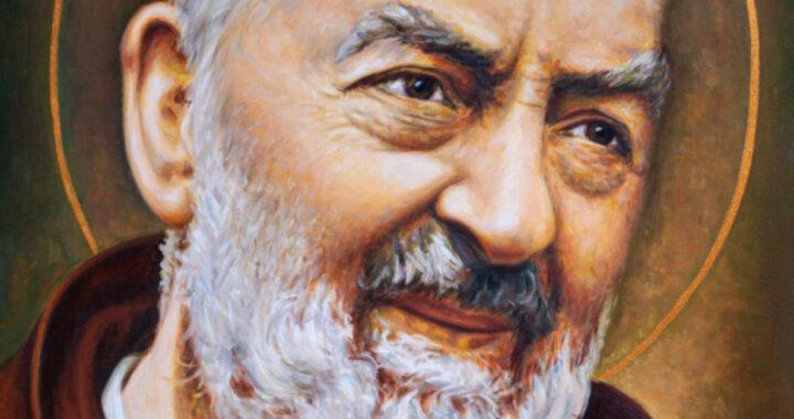 Buku harian orang Kristian: Injil, Saint, pemikiran Padre Pio dan doa hari ini: 24 April 2021