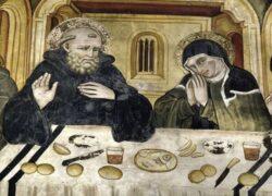 San Benedetto e santa Scolastica