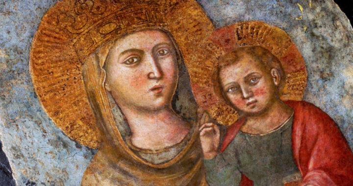 Lettera alla Madonna per il mese di Maggio