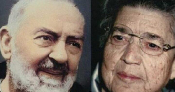 Natuzza Evolo e Padre Pio: il loro primo incontro