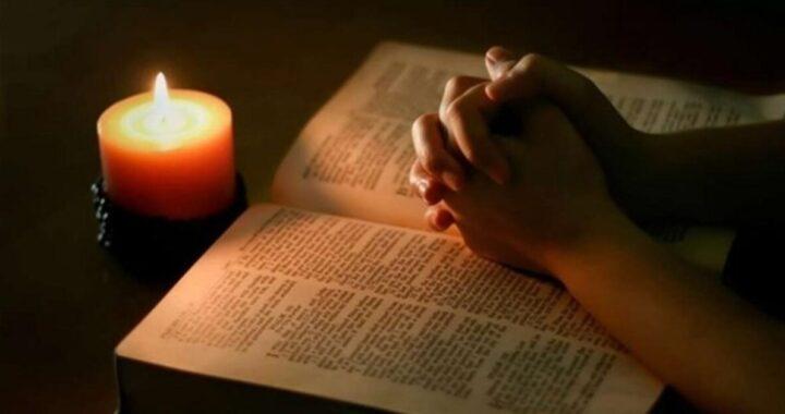 bibbia preghiera