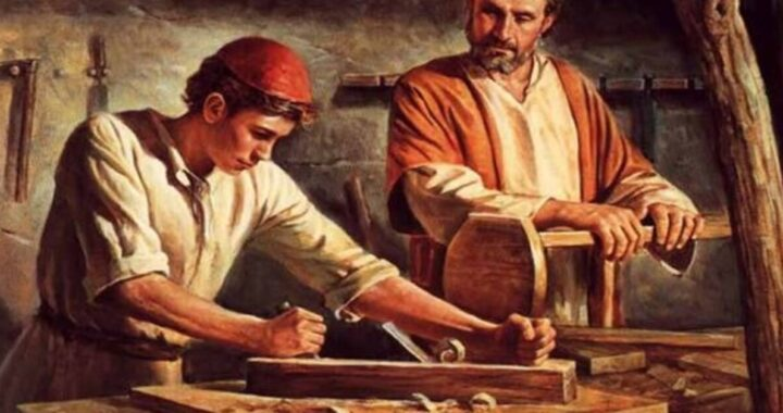 """San Giuseppe: rifletti, oggi, sulla sua vita quotidiana ordinaria e """"insignificante"""""""