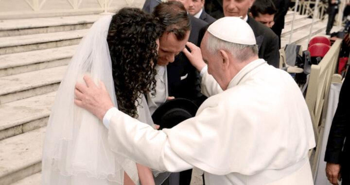 9 consigli di Papa Francesco alle coppie che si stanno per sposare