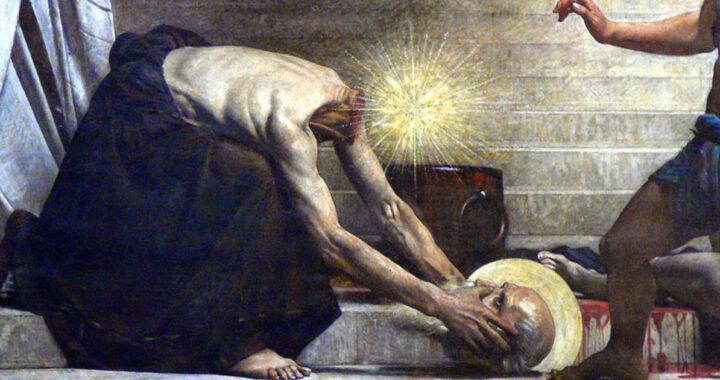 Conosci il martirio di Saint Denis (Dionigi)? Perché è stato decapitato?