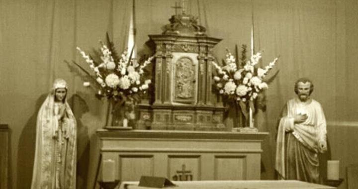 Perché in Chiesa la statua di Maria è a sinistra e quella di Giuseppe a destra?