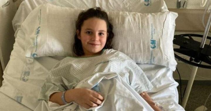 """Bimba di 8 anni muore di cancro e diventa protettrice dei """"bambini in missione"""""""