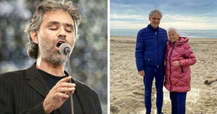 La mamma disse no all'aborto, Bocelli le ha dedicato una canzone (VIDEO)