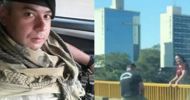Poliziotto legge la Bibbia a una donna che vuole suicidarsi e la salva