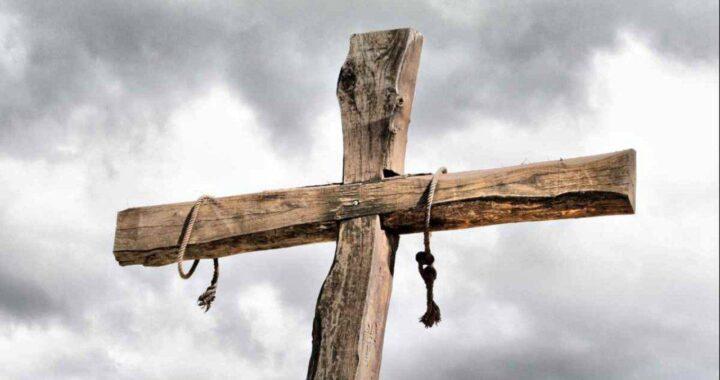 Kata-kata terakhir Kristus di kayu Salib, itulah yang sebenarnya