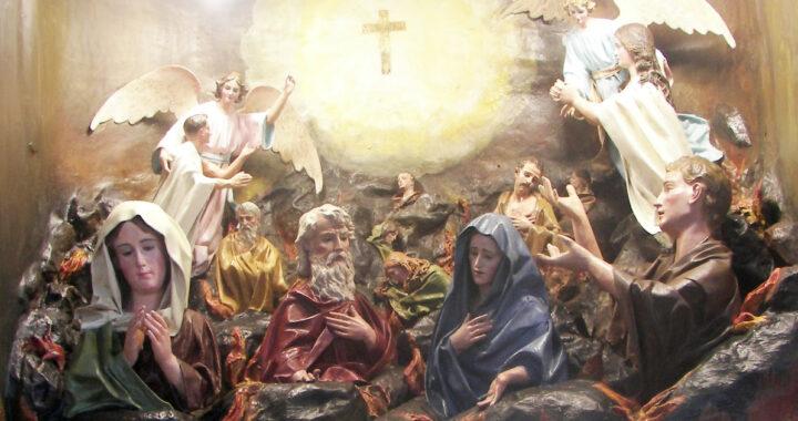 3 cose che ogni Cristiano deve sapere sul Purgatorio