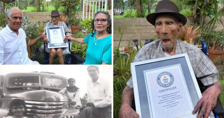 Il segreto dell'uomo più anziano del mondo, un esempio per tutti noi
