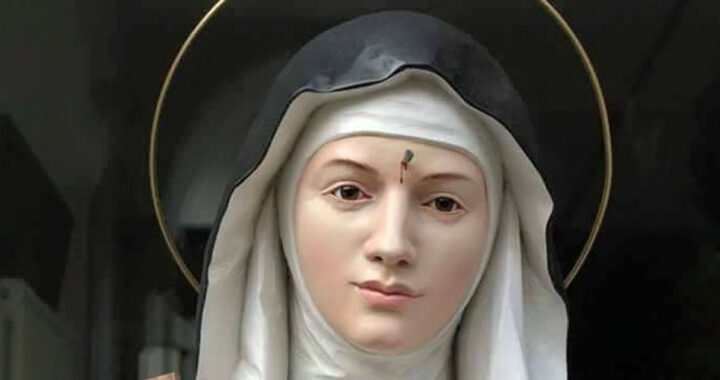 Come pregare Santa Rita per chiedere una guarigione