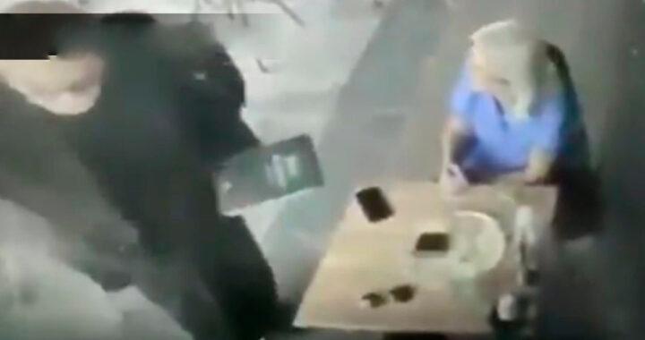 假牧師使用聖經竊取手機(視頻)
