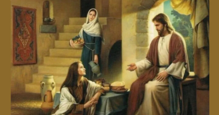 Chi è Santa Marta di Betania, sorella di Lazzaro e Maria?