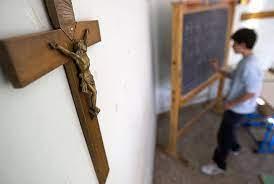 學校的十字架,最高法院的重要判決