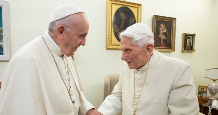 Matrimoni gay, questo è il pensiero di Papa Benedetto XVI