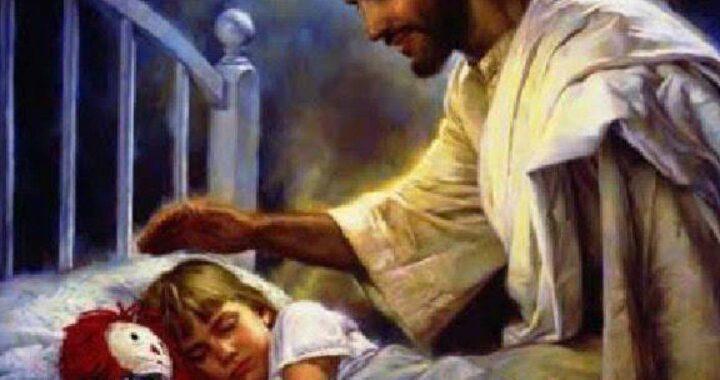 5 preghiere da recitare prima di andare a letto, imparale a memoria