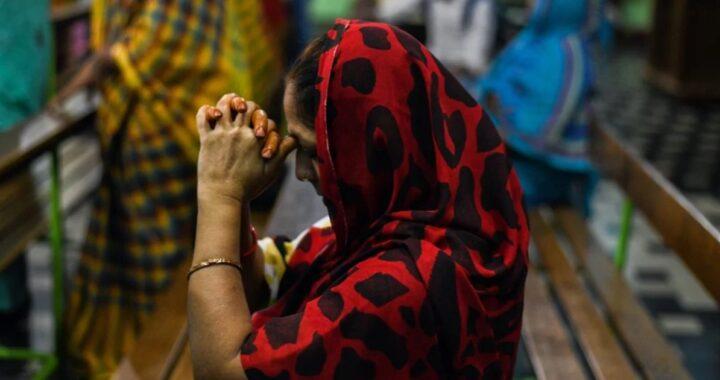 4 famiglie Cristiane perseguitate in India, gli hanno anche impedito di bere