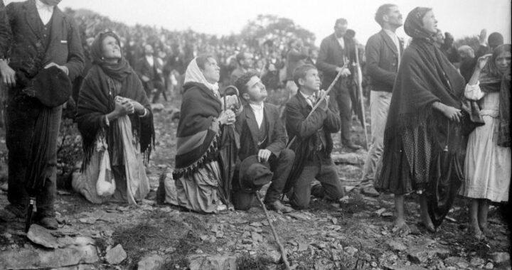 13 ottobre 1917, il giorno del miracolo del sole a Fatima