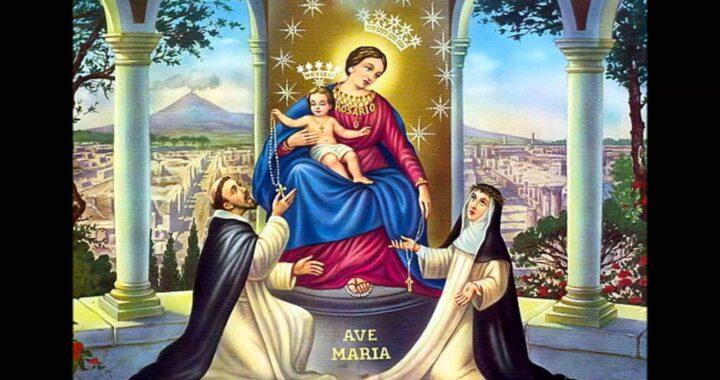Supplica alla Madonna di Pompei, il  testo della preghiera